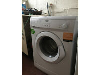 Bush Washing Machine F621QW virtually brand new - used only once plus tumble drier