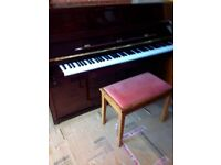 Much Loved & Beautifully Crafted Young Chang Upright Piano & Piano Stool