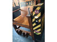 Arcade shocker chair