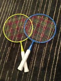 **BRAND NEW** Badminton Bats