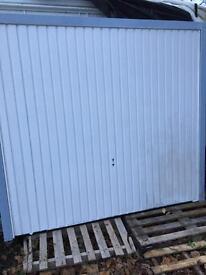 Garage door brand new
