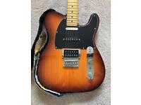 Fender modern player telecaster (softcase & strap)