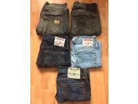 4 True Religion Jeans 1 Dolce&Gabbana Jeans