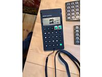 Teenage Engineering PO-16, PO-14, PO-20 and PO-12 for sale in perfect condition