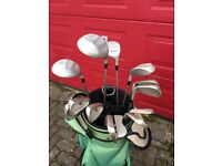 Golf club ladies starter set