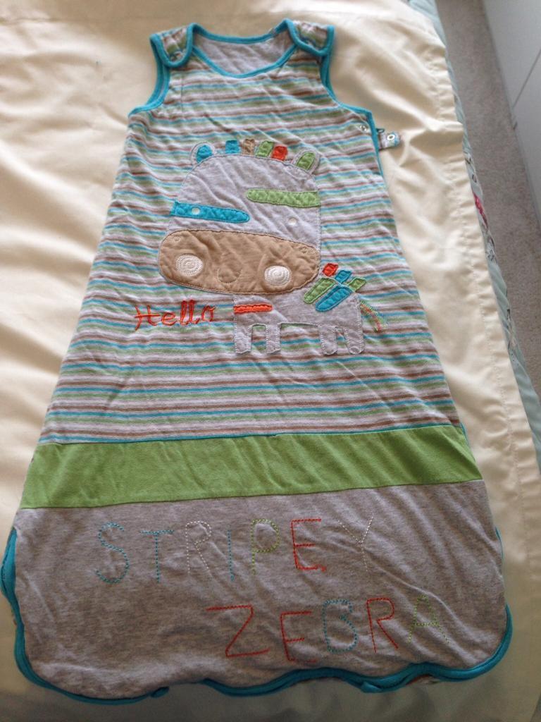 2 x sleeping bags 18-24m