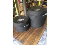 Ahead amour drum cases