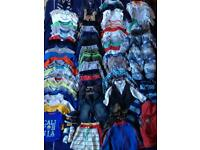 Huge baby boy clothes bundle 6-9 m