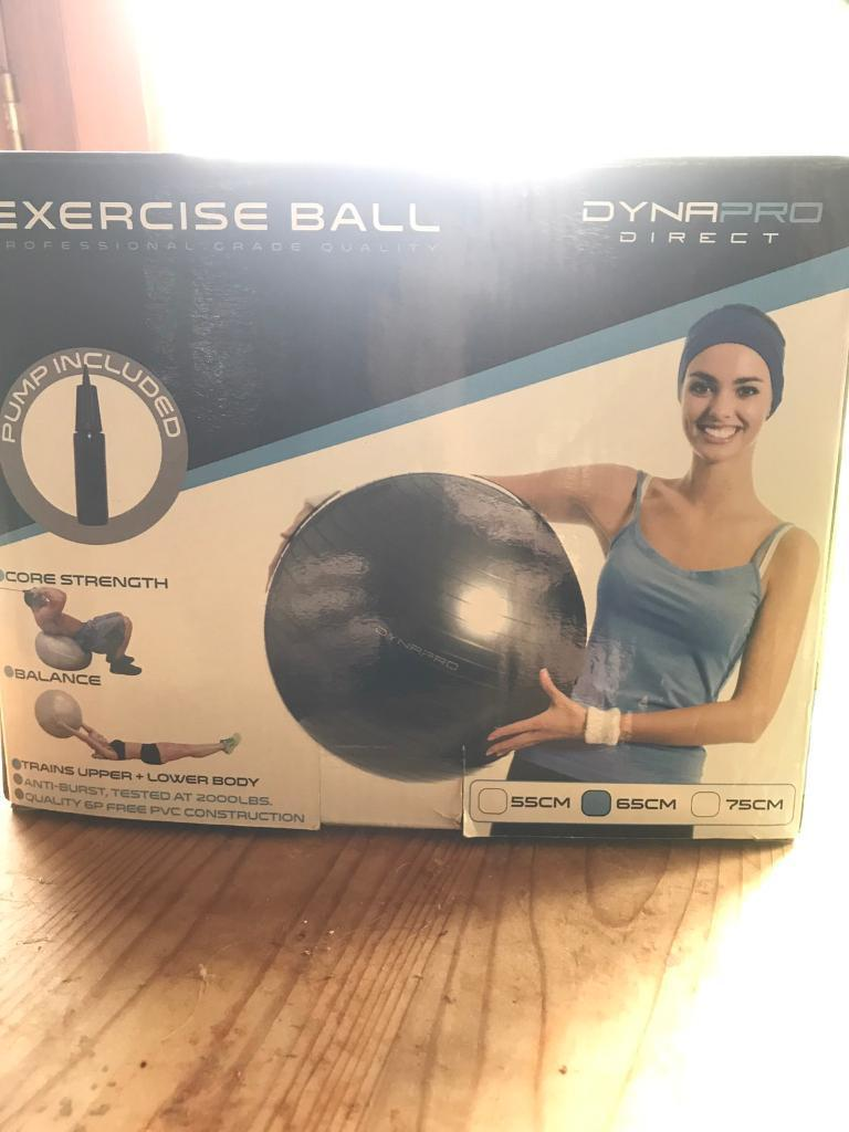 Swiss ball brand new from j p lennard