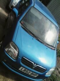 very clean VAUXHALL AGILA