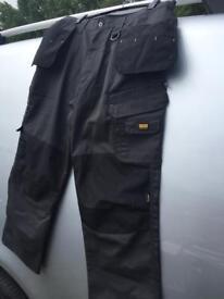 DeWalt Work Trousers size 40