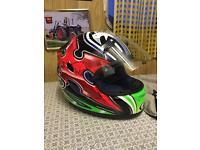 Arai rx7 corsair nakano shuriken brand new crash helmet