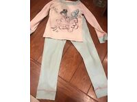 M&S Marks & Spencer ballerina pyjamas , age 3-4 years , ex find