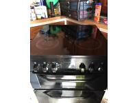 Bush electric double oven and grill £240