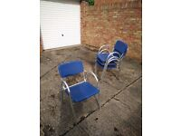 Selection of garden chairs (free)