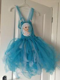 Frozen dress hand made