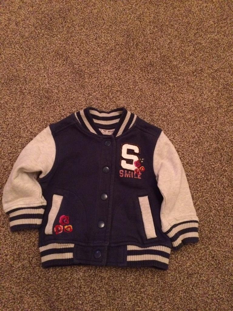 2a11db8a9906 Girls jacket from Next age 9-12 months