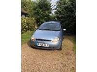 Ford KA Collection 2005 Petrol 1.3 Litre 71500 Miles