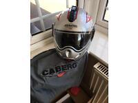 CABERG BRAND MOTORCYCLE MOTORBIKE HELMET Size L