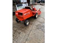 Toro ground master lawn mower