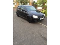 VAUXHALL CORSA 1.2 04PLATE MOTD JULY17 ONLY £650
