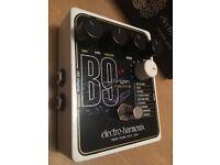 Electro-Harmonix B9 guitar organ pedal - used but as new