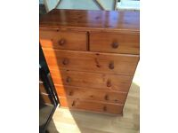 Chest of Drawers £30. Buyer Collects.
