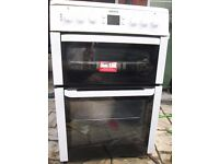 Beko Electric Cooker 60 cm wide poss delivery