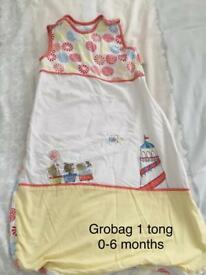 Baby Grobag sleeping bag