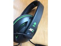 Gaming Headset - Turtle Beach XC1 for XBox 360