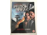 Prison break complete boxset NEW