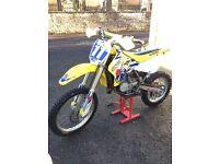 **Suzuki RM85 Big wheel 2007 - Mint condition