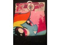 My little pony poncho hooded towel