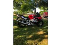 Honda CBR600F 2005