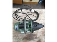 Pond Equipment. Includes: air pumps, sump pumps, automatic fish feeder + more!
