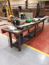 Workshop Bench 12ft