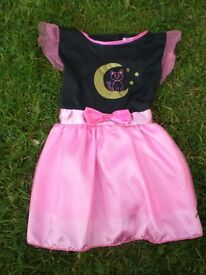 Toddler Halloween Dress - Aged 2-3 - hardly worn.