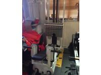 Competition line Hack Squat Gym Machine