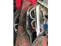 BMW 235i headlight driver side xenon