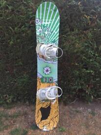 Snowboard 5ft