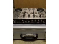 Hercules DJ Console Rmx and storage box