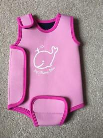 JoJo Maman Bebe - neoprene swim suit - 0 - 6 month