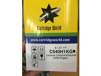 Laser cartridge lexmark c540h1kg