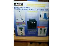 Photo studio kit