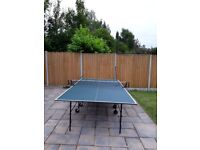 Butterfly Full Size Table Tennis Table