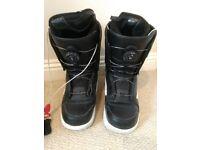 Vans Aura Boa (UK 9) Snowboard Boots