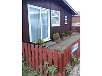 lovely detached 2 bed. chalet to let, 120 2nd avenue south shore bridlington