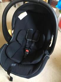 Baby bits - Car Seat - Footmuff- Toddler bed mamas and Papas - quinny