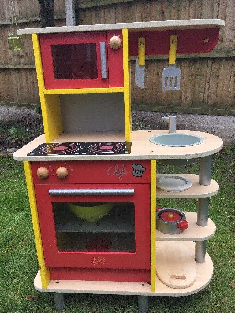 Children S Toy Kitchen