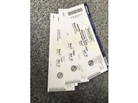 3 Britney Spears tickets